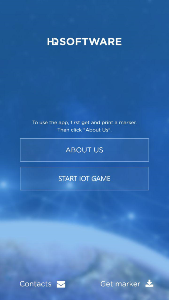 how we developed an ar business card  hqsoftware