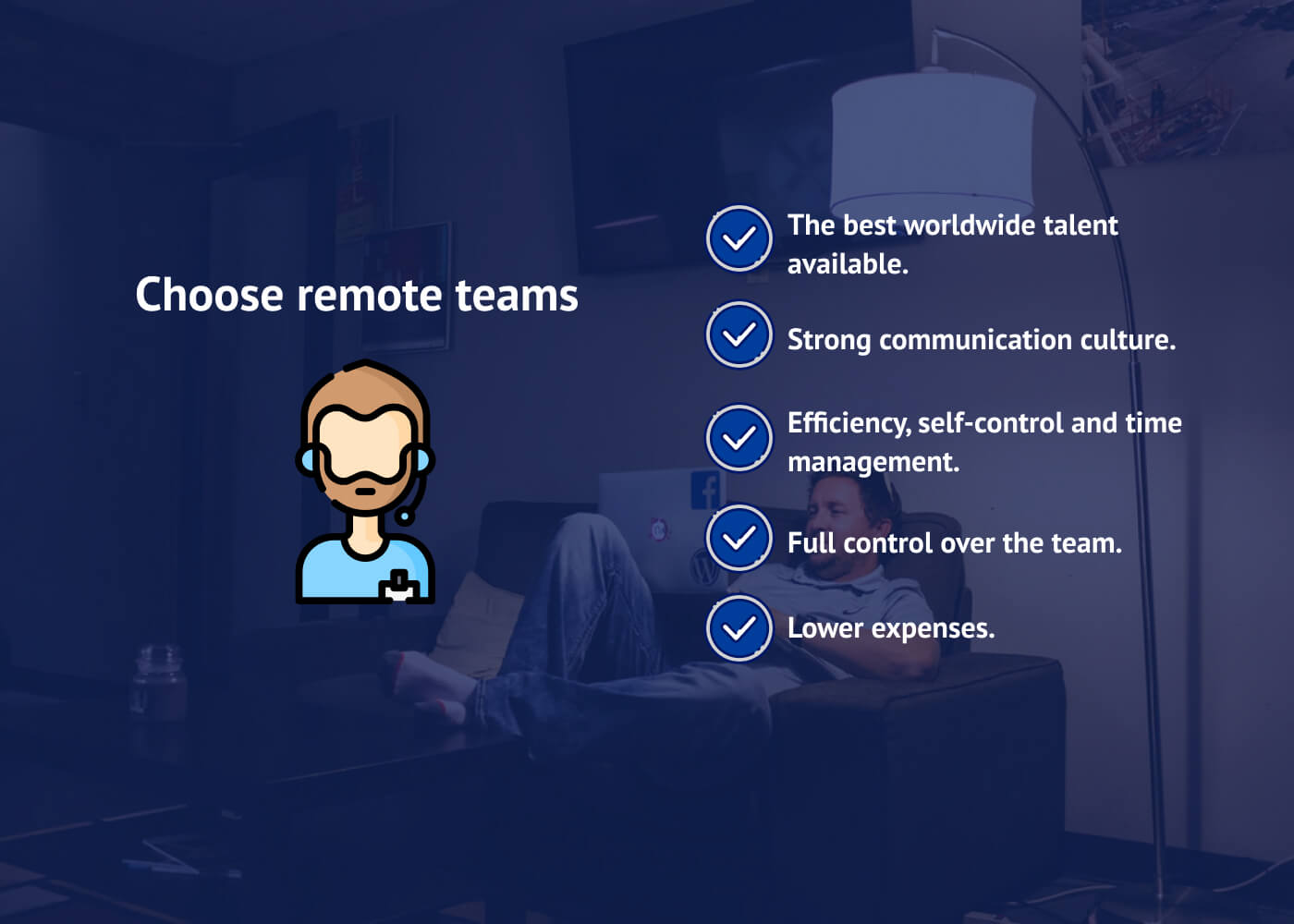 Why you should pick remote teams over local ones.