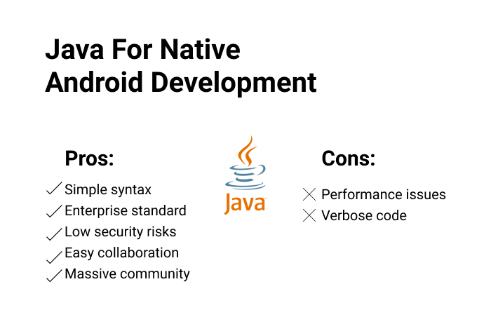 Java For Native Android Development