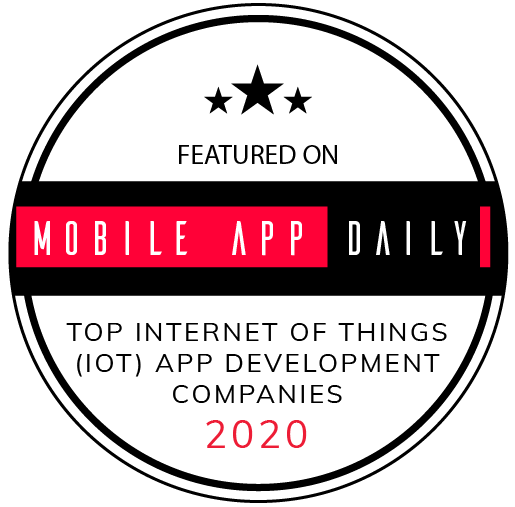 Mobile App Daily top IoT app developer