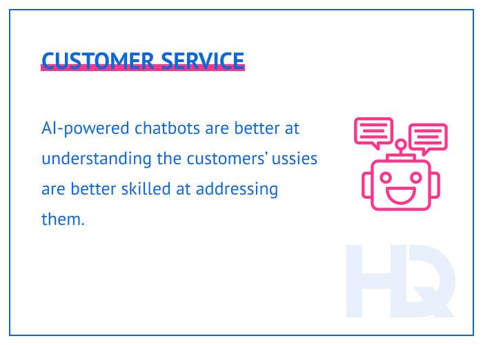 AI for customer service