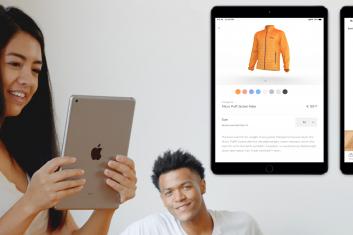 ar app for retail fashion