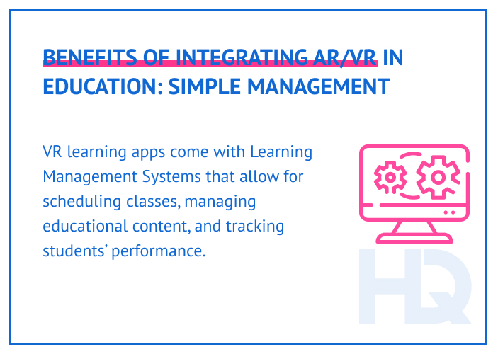 Powerful LMS's allow for more effective class management