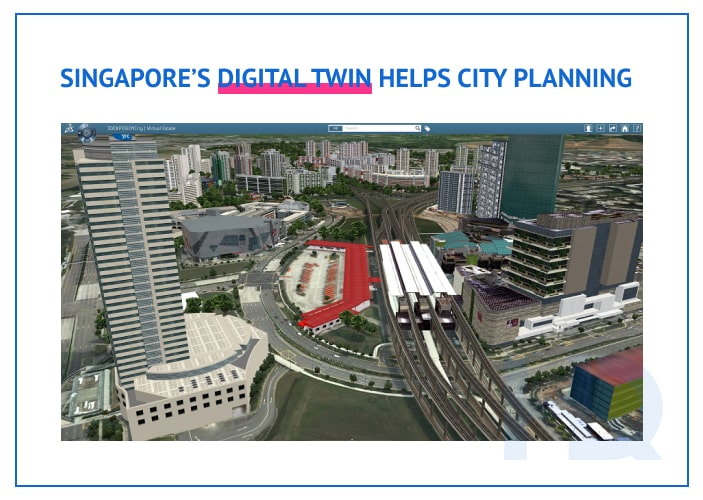 Singapore has built a Digital Twin of itself to aid city planning