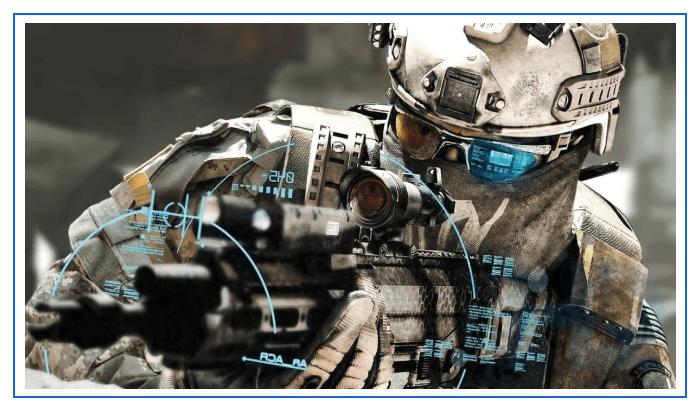 AR to enhance the military